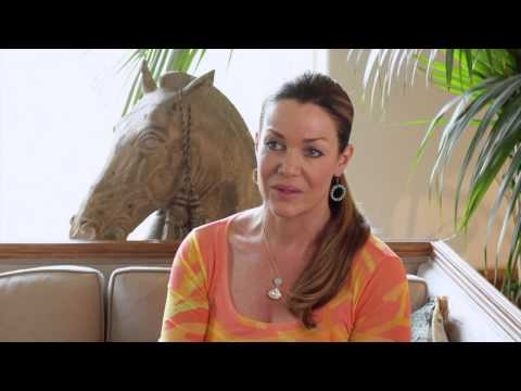 Claudia Christian on her friendship with Jeff Conaway - Babylon 5 & Celebrity Rehab
