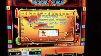 Book of Ra tricks Auseinander genommen