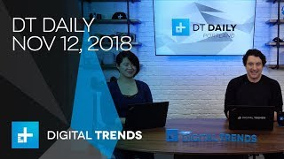 DT Daily Ep 15, nov 12, 2018: iPhone X Touch Issues, Nikon