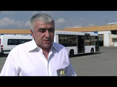 Новые автобусы в Краснодаре / комментарий от частников