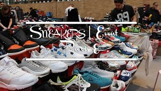Report Sneakers Event #8 (21/02/2016)