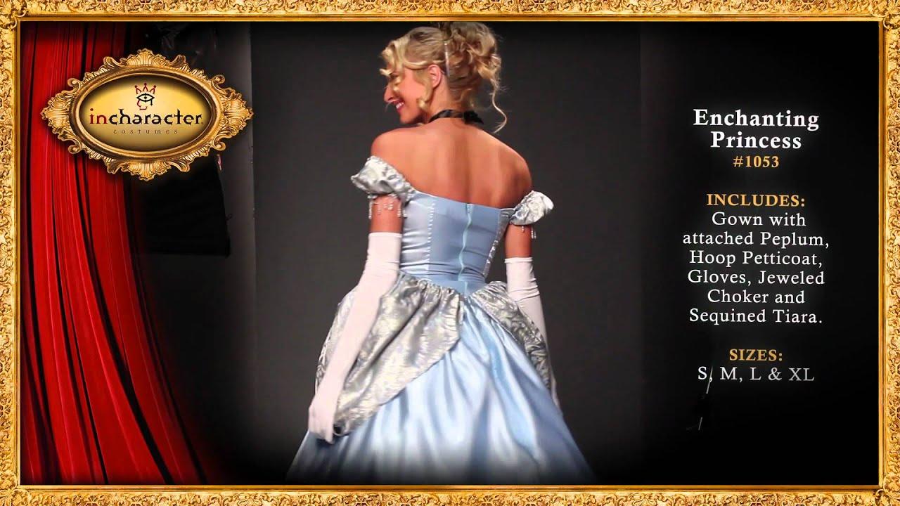 Enchanting Princess - InCharacter Costumes - #1053 & Enchanting Princess - InCharacter Costumes - #1053 - YouTube