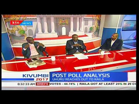 President elect Uhuru Kenyatta extends an olive branch to NASA leader Raila Odinga: Post poll review