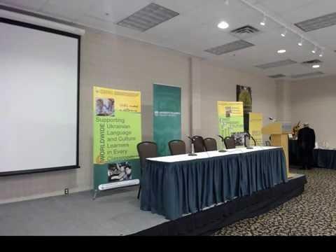 Canadian Institute of Ukrainian Studies Live Stream