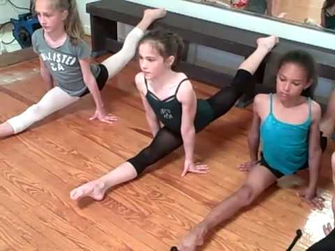 JCD+GA  contortion and gymnastics classes