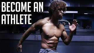 10 Minute Fat Burning HIIT Workout - Become An Athlete