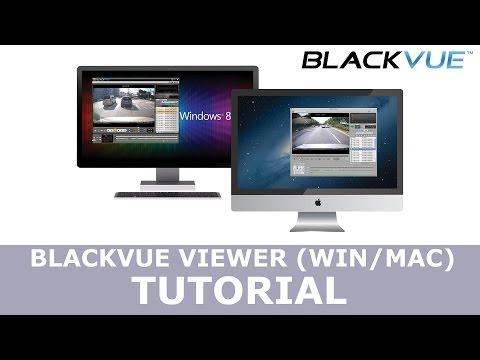 BlackVue Viewer (Windows/Mac) Tutorial
