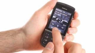 Nokia 300 Asha video demo