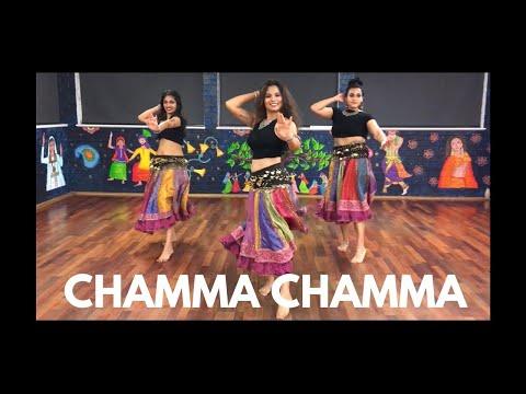 CHAMMA CHAMMA | BELLYDANCE-BOLLYWOOD | STUDIO J
