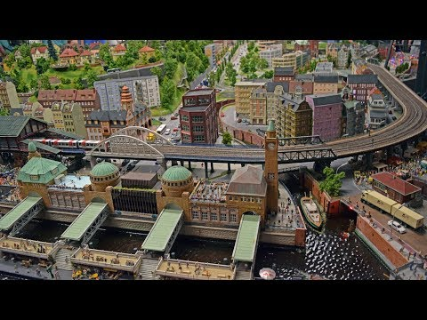 Hamburg - Miniatur Wunderland