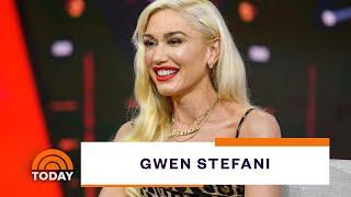 Gwen Stefani Talks About 'The Voice,' Blake Shelton And Motherhood   TODAY