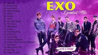 엑소 최고의 노래 - EXO Greatest Hits 전체 앨범 - 엑소 인기작 - Best Songs Of…