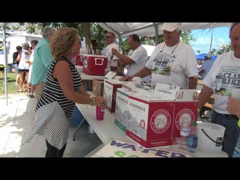 The Key Colony Beach Fishing & Boating Club Annual Clam Bake February 19, 2018