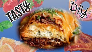 I TRIED TO RECREATE TASTY'S LASAGNA DOME