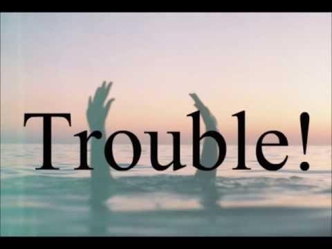 NEON JUNGLE - Trouble - Lyrics