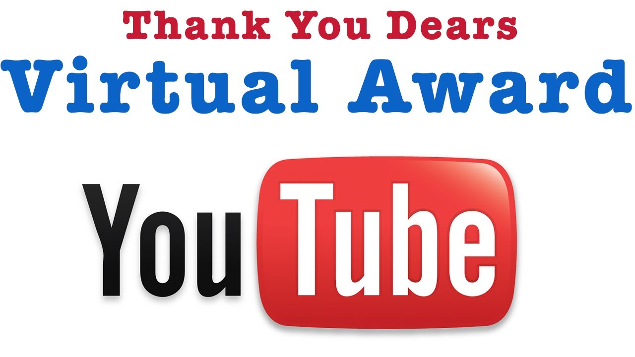 Virtual Award | Thank You TPFamily | Tamil Pokkisham | Vicky | TP