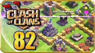 Let's Play CLASH of CLANS Part 82: Ressourcenfarming für Mauerbrecherverbesserung