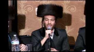 Beri Weber and Mezamrim Choir - Nishmas