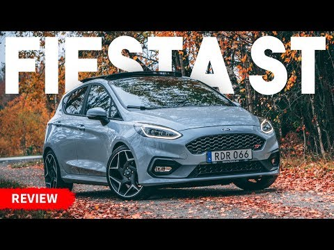 Ford Fiesta ST Review! Is a  Cylinder Hot Hatch Really a Good Idea?!