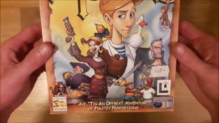 Escape from Monkey Island Unboxing (PC Big Box)