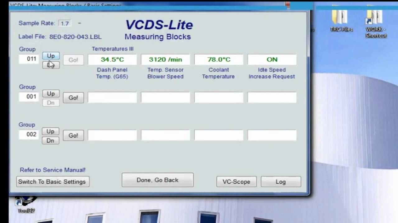 audi a4 b6 a c problem vag com vcds live data preview. Black Bedroom Furniture Sets. Home Design Ideas