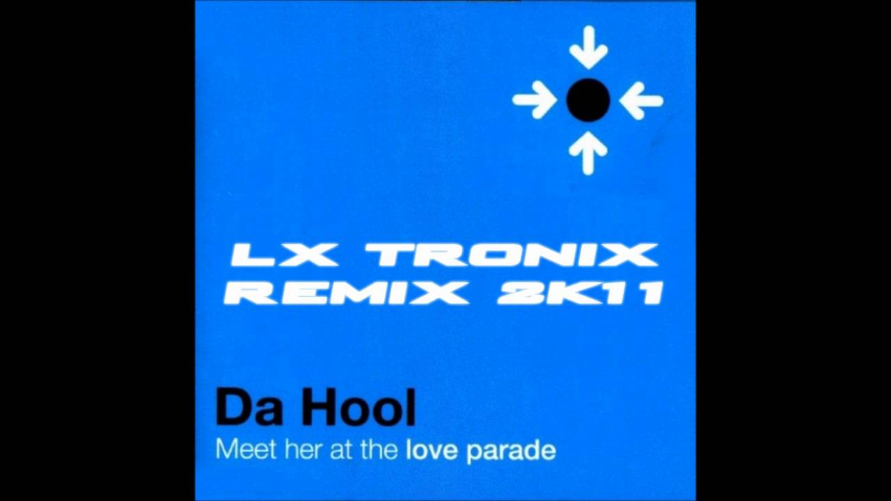 meet her at the loveparade 2001 remixes