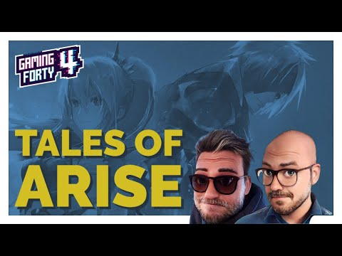 TÄVLING! Tales of Arise - Snyggt, trevligt & mycket JRPG! VINN SPELET!