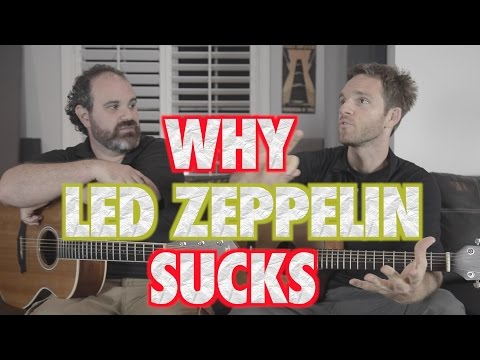 Why Led Zeppelin Sucks