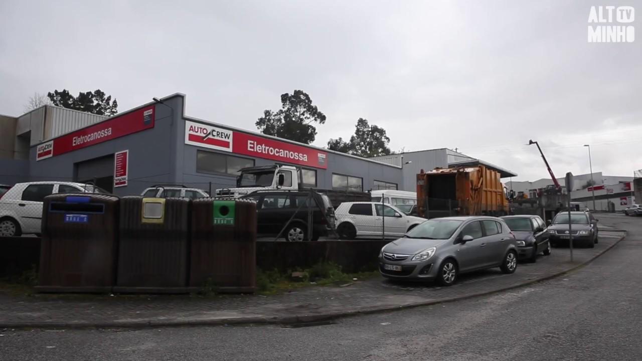 Empresas Em Arcos De Valdevez zonas industriais cada vez com mais empresas | altominho tv