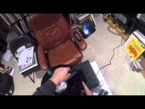 Record Doctor V Vacuum Cleaning Machine