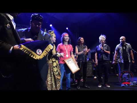 Kolaborasi kaka Slank dan Musisi Papua dalam Festival seni (Terbaru)
