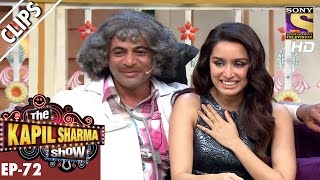 Dr. Mushoor Gulati meets Aditya and Shraddha - The Kapil Sharma Show – 7th Jan 2017