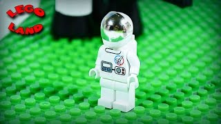 ✔ LEGO The Astronaut Stop Motion Animation
