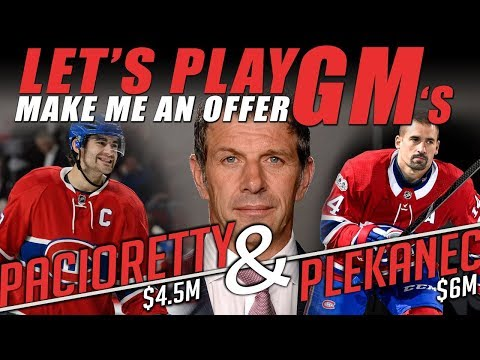 Let's Play GM's - Make Me An Offer!