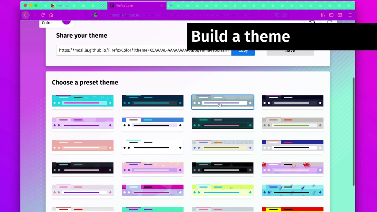 Firefox launches side-by-side browsing and a theme editor as