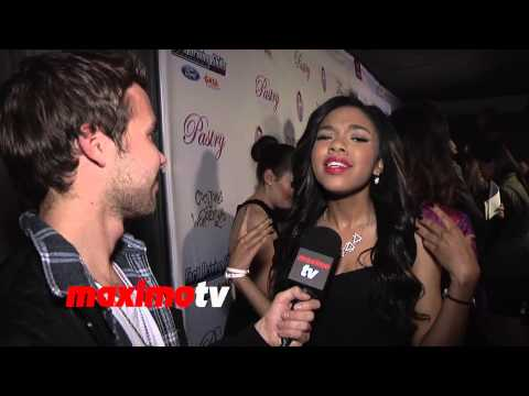Teala Dunn Interview at Coco Jones Sweet 16 Birthday Party Celebration