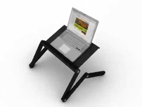 Мебель трансформер, складной стол-тумба - YouTube