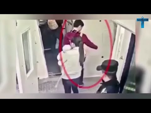 Top 10 Mysterious & Scariest Things Caught On CCTV Camera