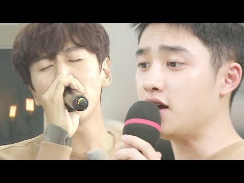 EXO Do Kyung Soo & Kwang Soo Singing Duet 'I Miss You' 《Running Man》 EP459