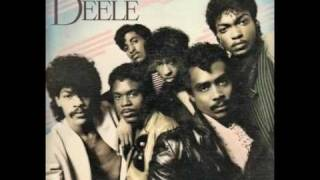 The Deele - Crazy 'Bout 'Cha [1983]