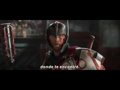 Thor: Ragnarok - Chris Hemsworth se enfrenta a Cate Blanchett como la villana Hela, Diosa de la Muerte