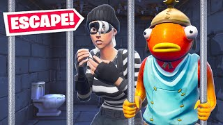 We Escape The World's Most Secure Fortnite Prison