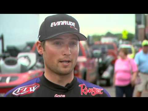 2013 FLW TV | Lake Eufaula