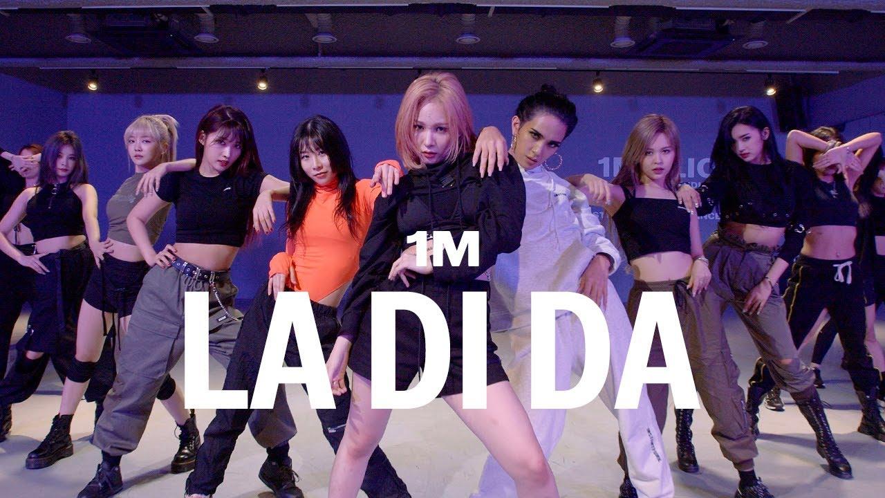 EVERGLOW - LA DI DA / Haejun X Tina Boo X Lia Kim Choreography