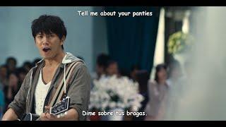 Gambar cover Ji Sung - Show me your panty song (esp/eng sub) scene My P.S Partner(Full HD) 나의 P.S 파트너