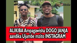 Video ALIKIBA Ampagawisha DOGO JANJA Arusha, Dogo janja Afunguka Insta download MP3, 3GP, MP4, WEBM, AVI, FLV April 2018