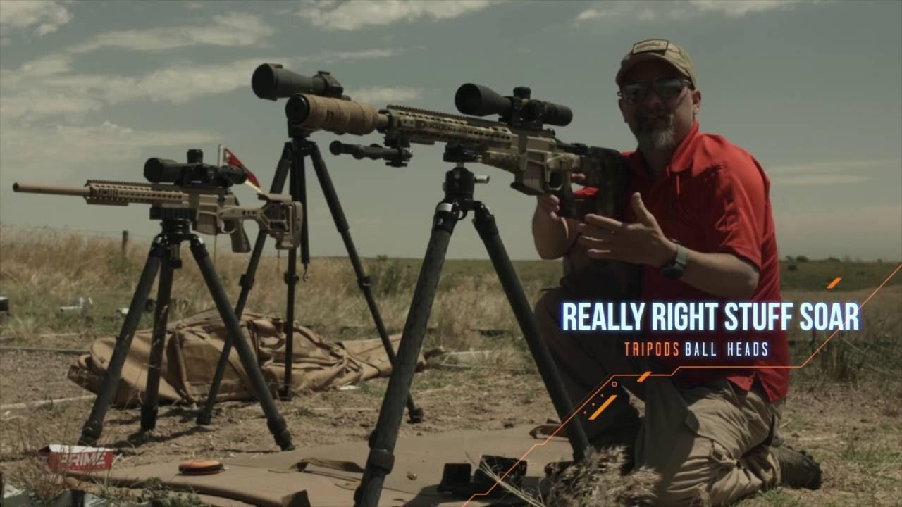 sniper s hide reviews really right stuff tripod soar youtube