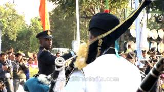 Sri Lanka Air force Band gives a musical treat on the occasion of the Platinum Jubilee of IAF