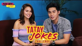 PUSH Bets Live: McLisse takes the Tatay Jokes Challenge