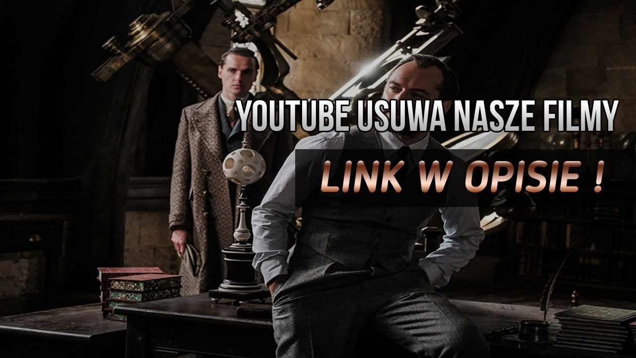 Fantastyczne Zwierzęta Zbrodnie Grindelwalda Cały Film Cda Pl Youtube
